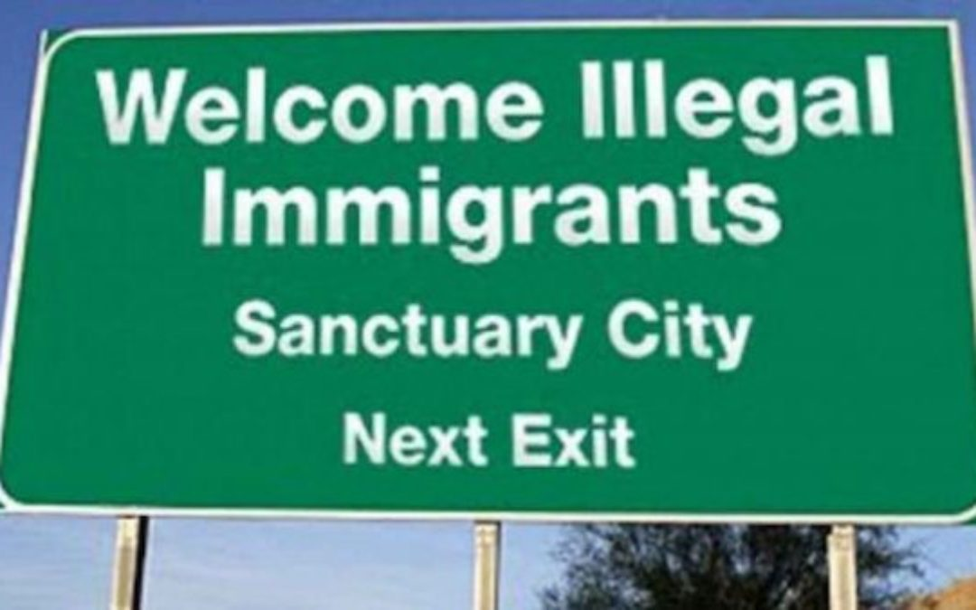 ICE To Sanctuary Cities: We're Coming After You