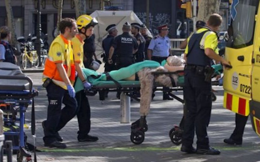 Barcelona Terrorism:  How Politicians & Policy Wonks Play God With Your Life