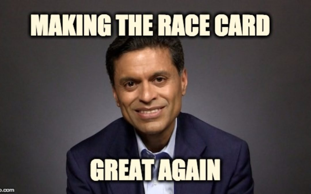 CNN's Fareed Zakaria: Trump Appealed To Misogynist, Racist, Old, White Guys