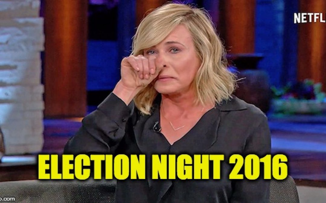 Chelsea Handler Wants To Restrict Free Speech (Except for Hers)