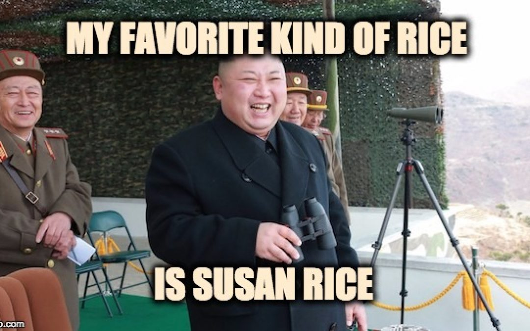 Has Susan Rice Gone 'Freaking Nuts?'