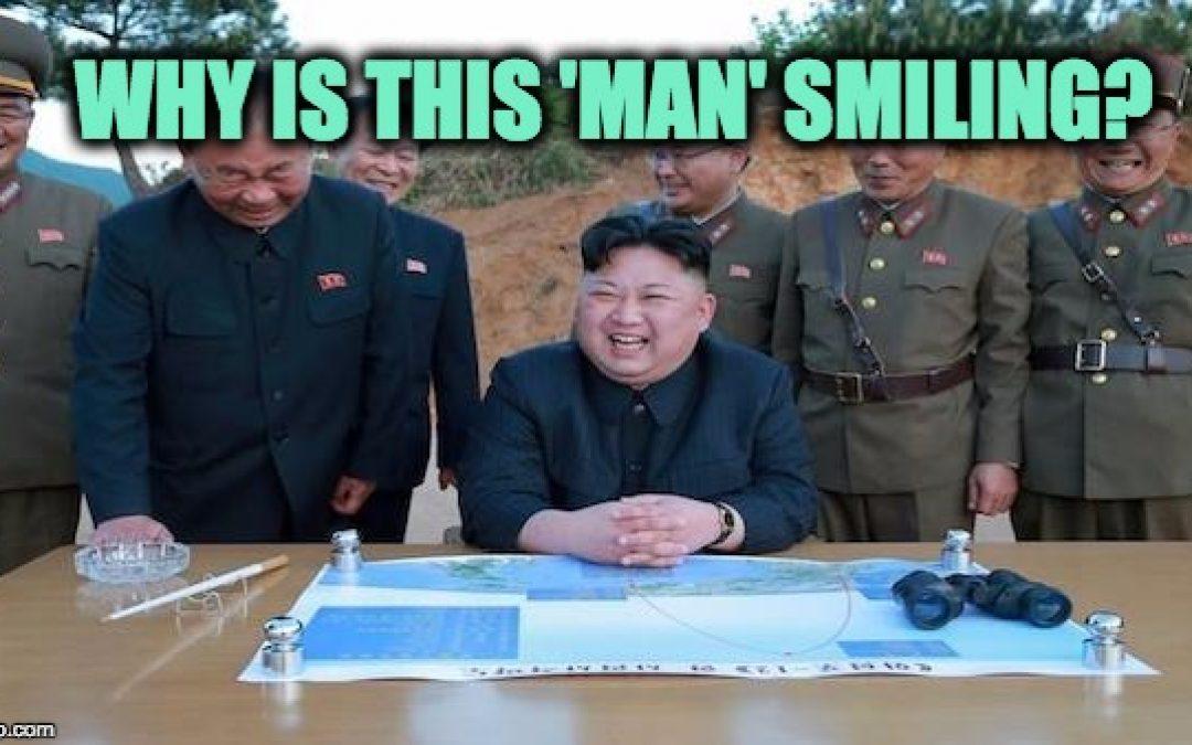 Kim Jung Un BLINKS! Backs Off Of Guam Threats