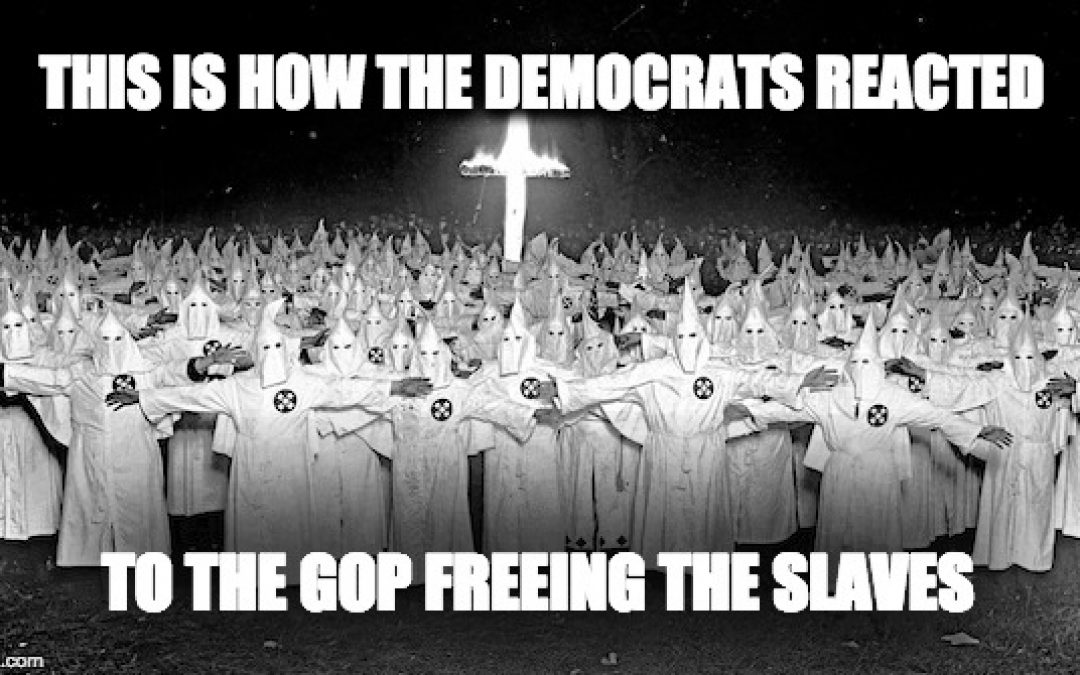 Democrats: The Party Of Racism