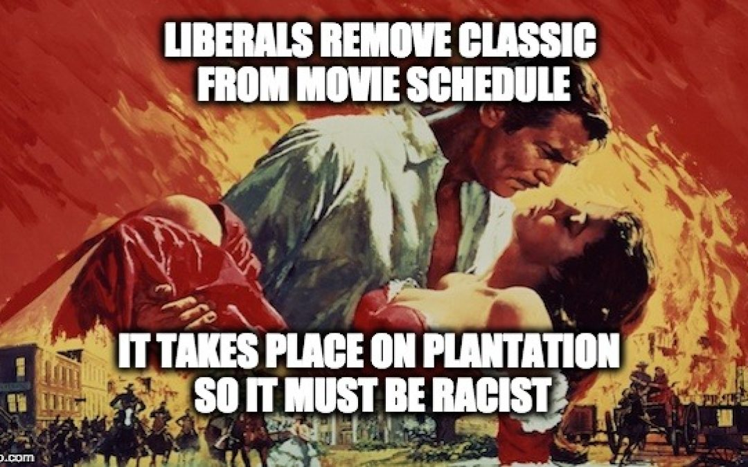 Liberals Try To Erase Classic Movie History, 'Frankly They Don't Give a Damn!'
