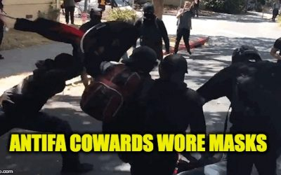 Antifa Expands Violence: Berkeley Cops Allow Them To Attack Conservatives