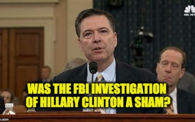 James Comey Drafted Speech Clearing Clinton BEFORE Hillary Or Other Key Players Testified