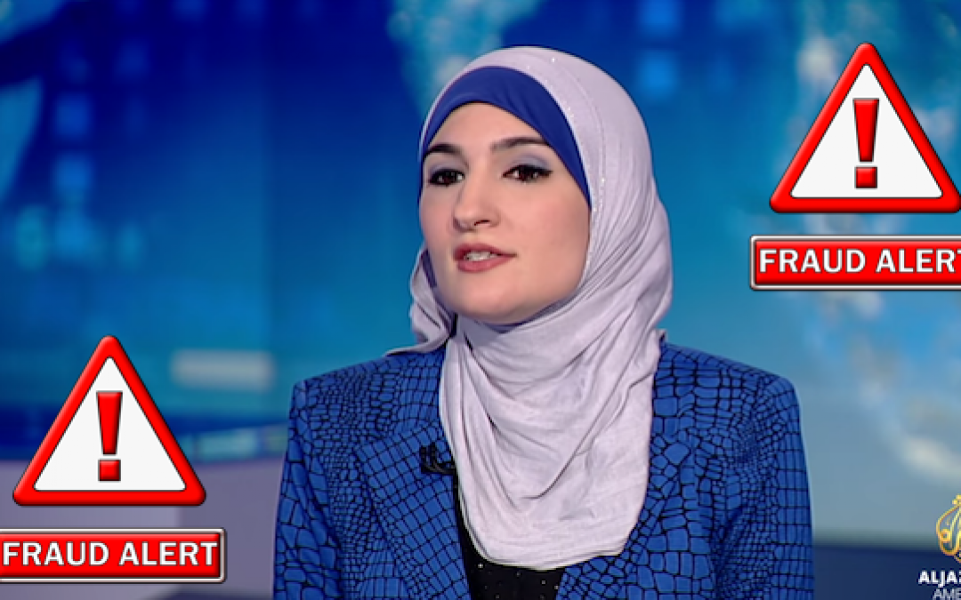 FRAUD: Linda Sarsour Promotes Political Fundraiser Disguised As Hurricane Harvey Relief