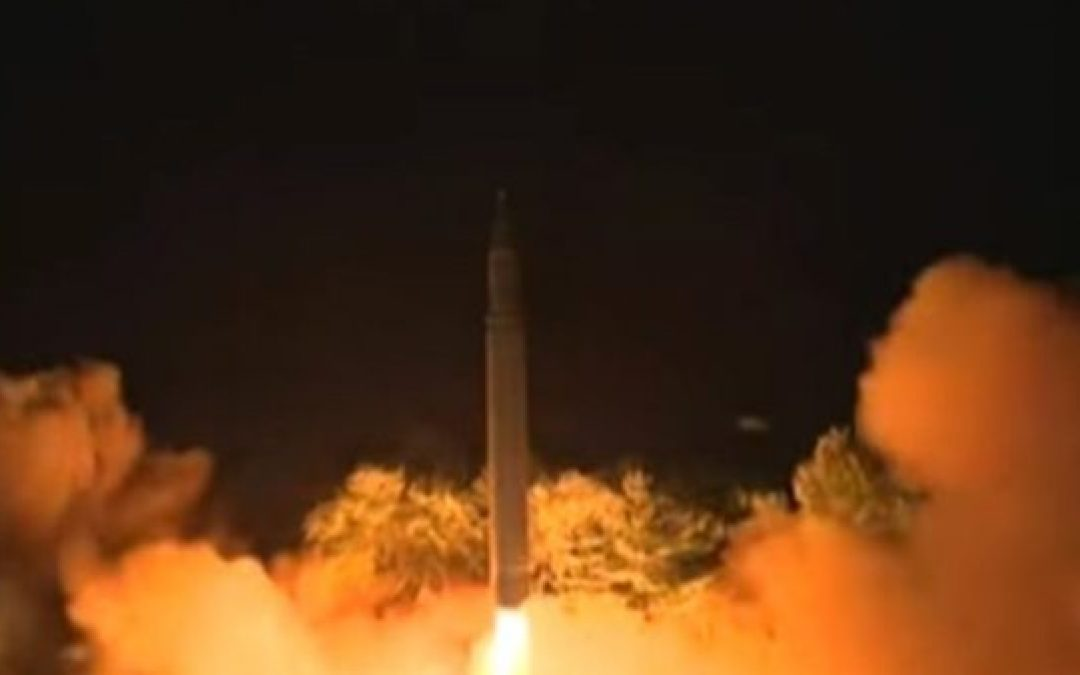 Did North Korea Get Engine For Its New ICBM From Russia?