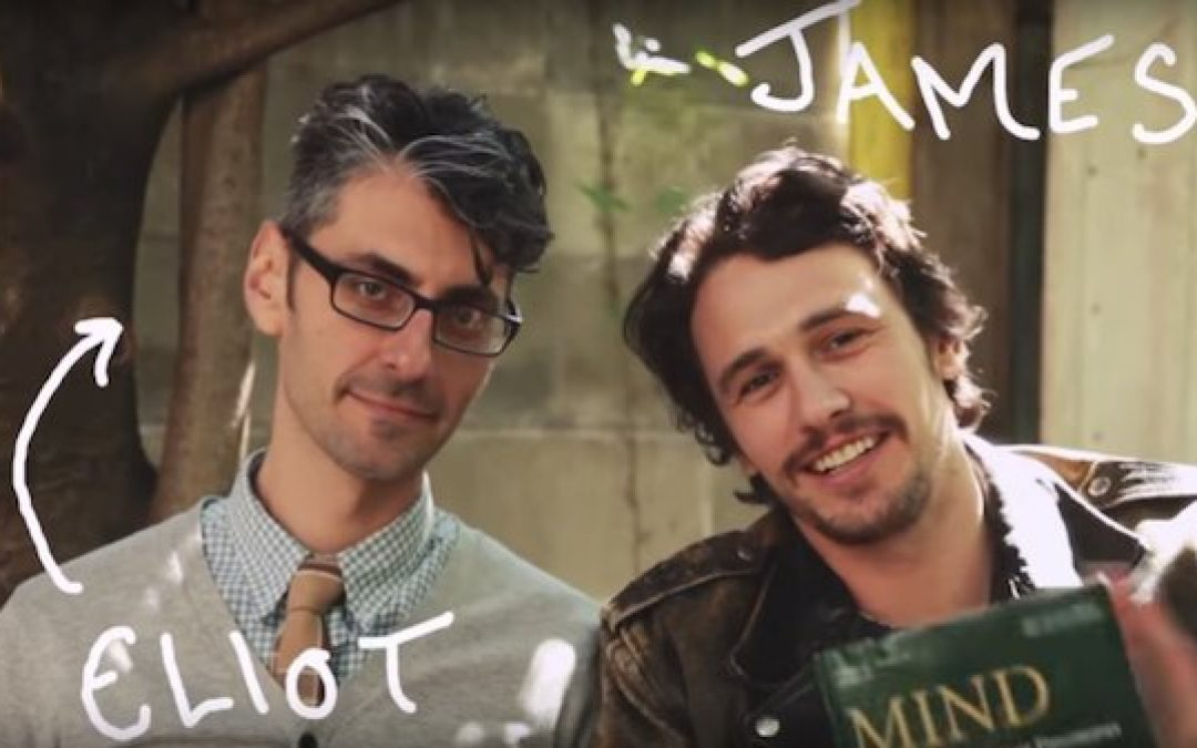 Actor James Franco Ruins Professor's Long-Winded Abortion Defense With Only 7 Words