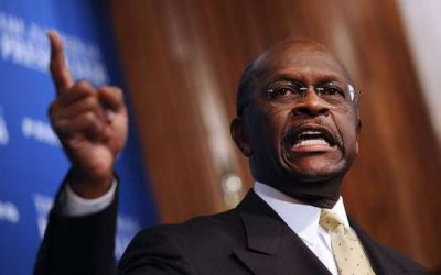Herman Cain Slams 'Clown' John McCain