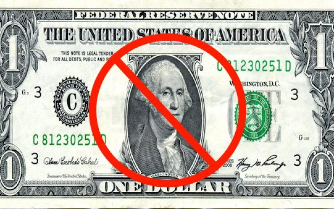 Ignorant Leftists Sign Petition to Remove George Washington from Dollar Bill