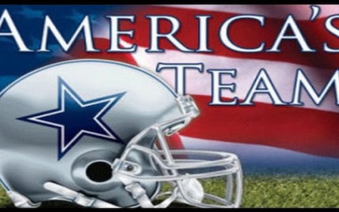 Dallas Cowboys Re-earned Title Of America's Team
