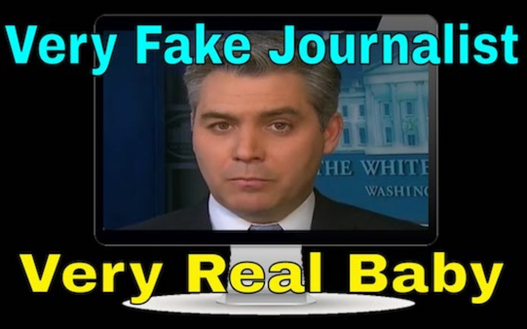Even His CNN Colleagues Expressing Disgust With Jim Acosta's Antics