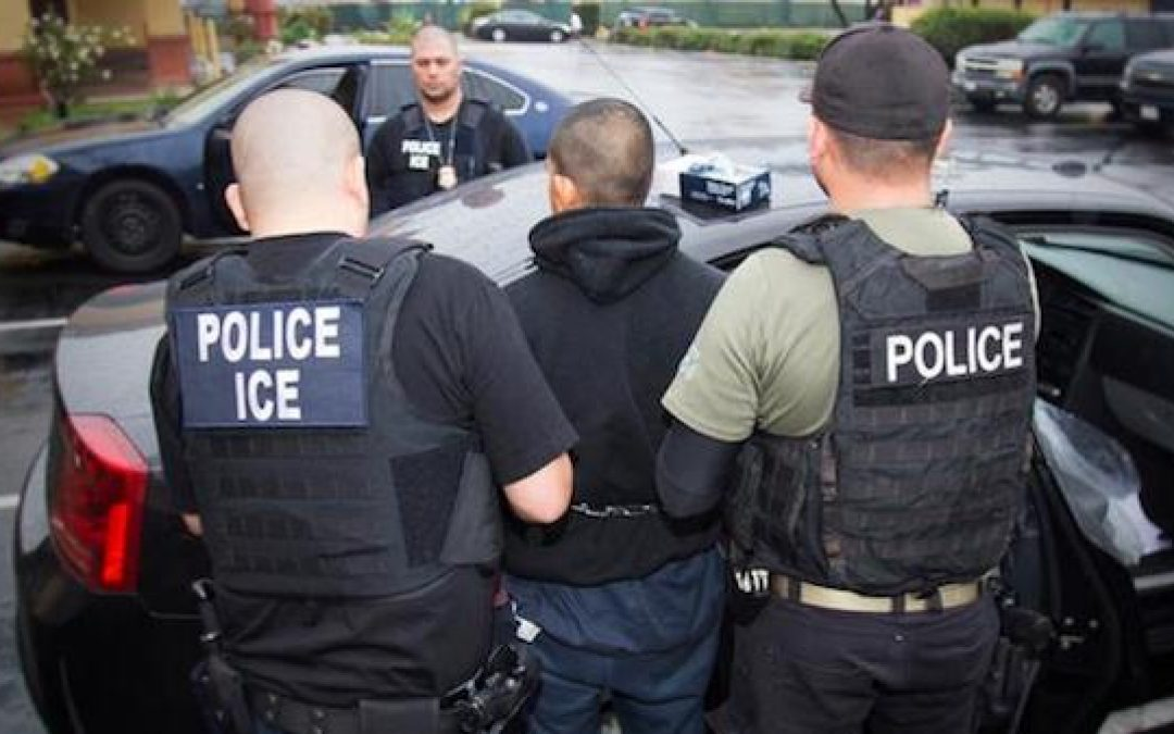 Operation Safe City: ICE Sweep Nabs 498 Criminal Illegals In Sanctuary Cities