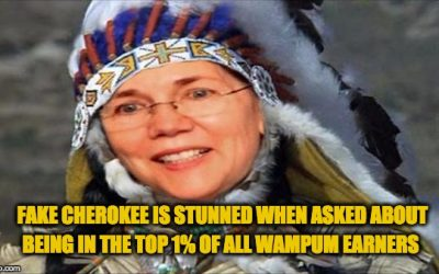 Sen. Pocahontas Warren (D-MA) Gets Brutally Owned By Boston Radio Host