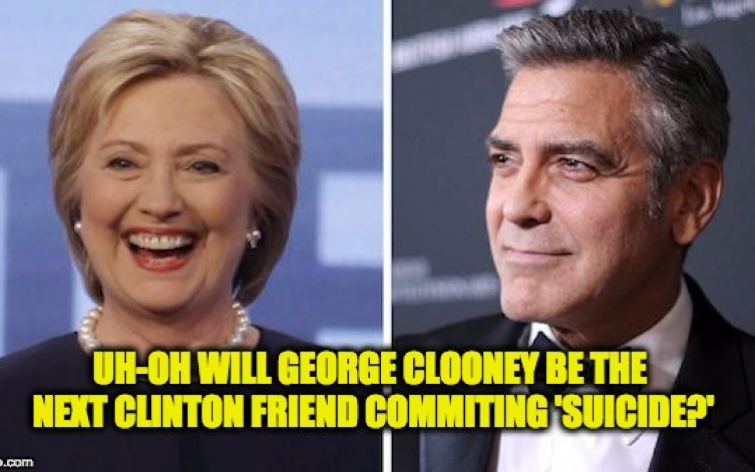 George Clooney: Hillary's Just Not Good At This