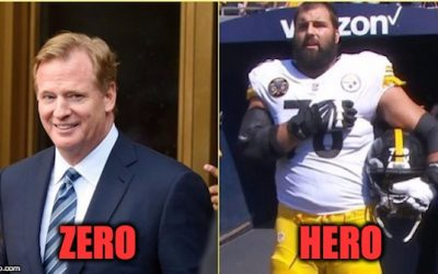 Roger Goodell's Priorities Are ALL WRONG!