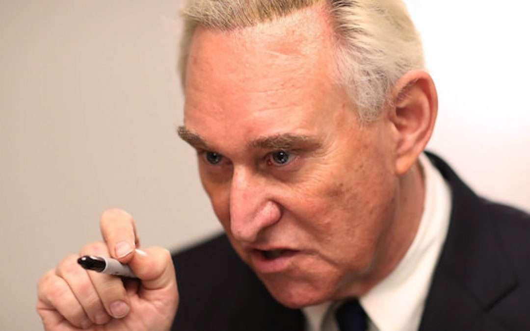 Roger Stone's Pre-Testimony Statement SLAMS Dems Russia Lies