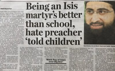 'Moderate' Imam Recorded Encouraging Children to Join ISIS