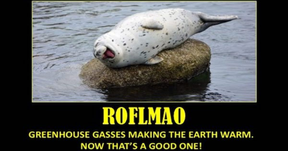 greenhouse gasses