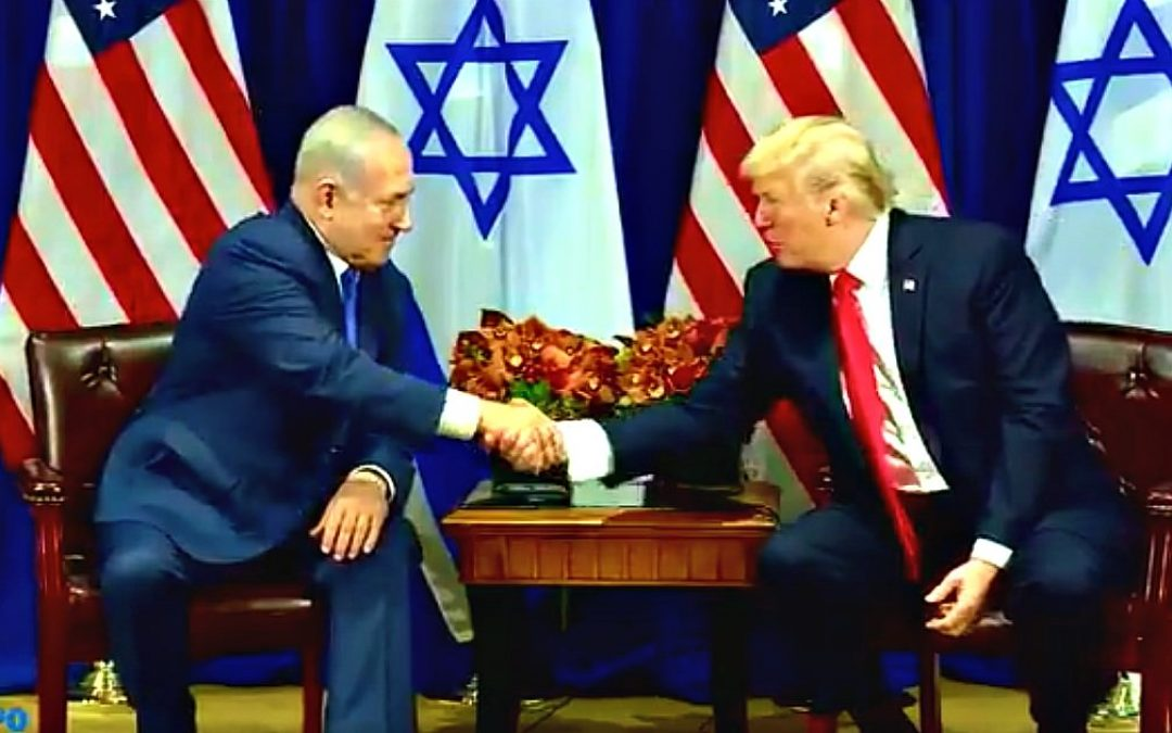 Israel's Prime Minister has Nothing but Praise for President Trump