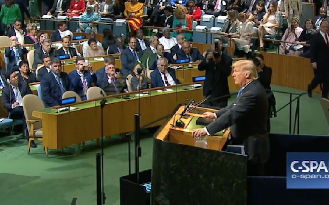 President Trump's UN Speech: Overview, Transcript And Video