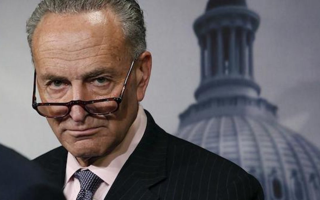 Chuck Schumer's Claims About Price Of Gas Are Low-Octane