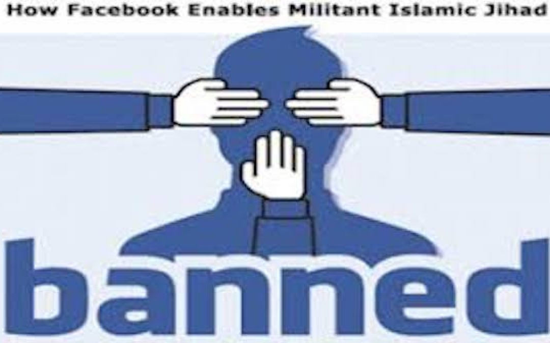"Authors Donate Half of Royalties To Harvey Victims ""Banned: How Facebook Enables Militant Islamic Jihad"""