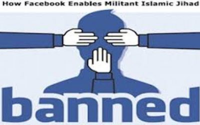 """Authors Donate Half of Royalties To Harvey Victims """"Banned: How Facebook Enables Militant Islamic Jihad"""""""