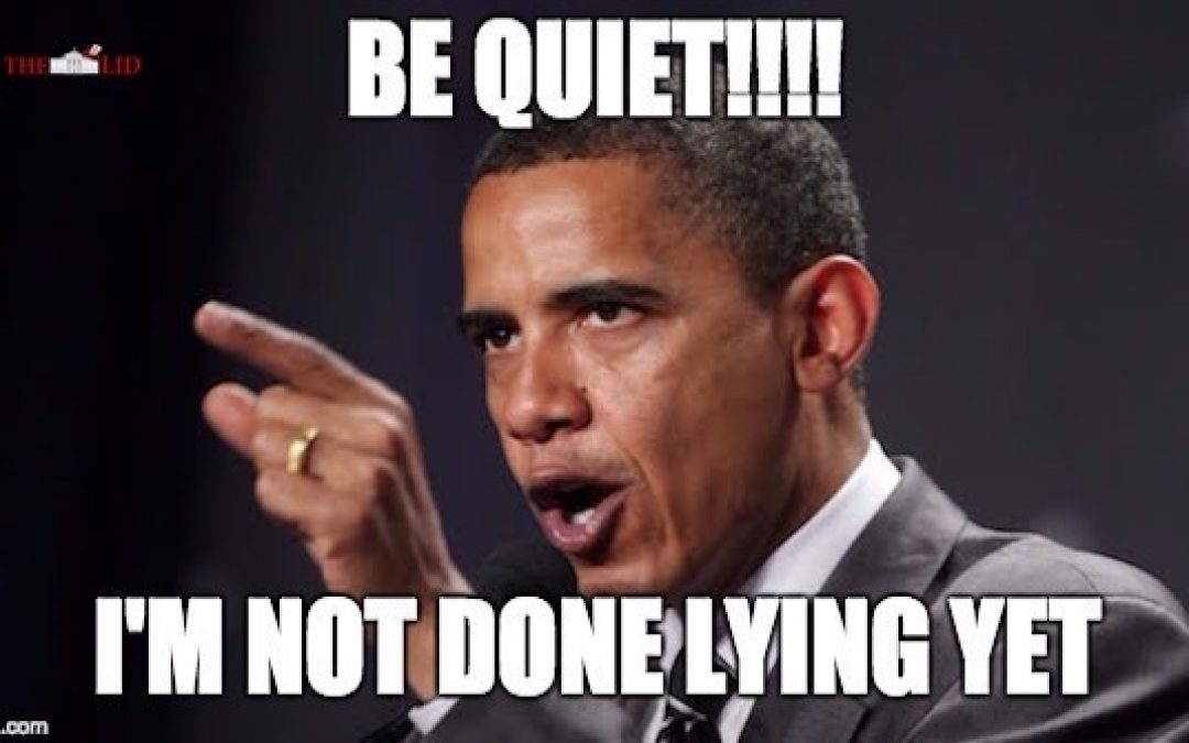 Think We Should Stay In JCPOA? Read These Iran Deal Lies Obama Told America