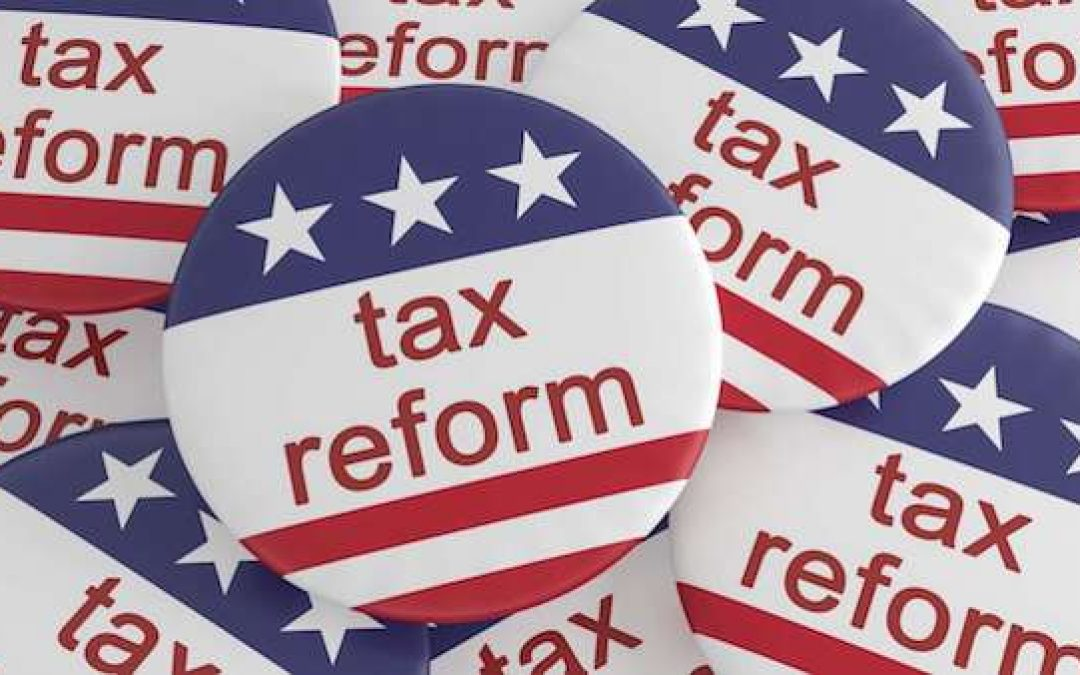Framework of President Tax Reform Plan