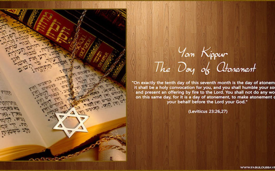 A Yom Kippur Primer For Non Jews