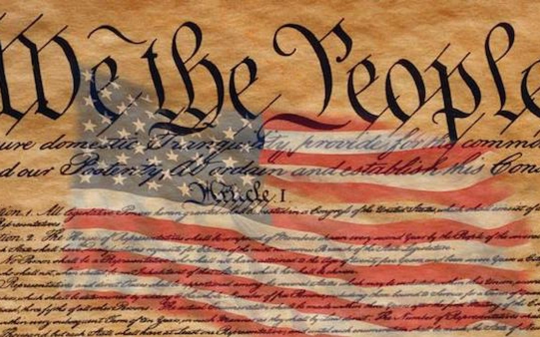 Celebrate The U.S. Constitution Sunday Sept. 17th: Constitution Day