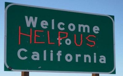 California: Proof That Everything The Liberals Run Turns Into Sh*t
