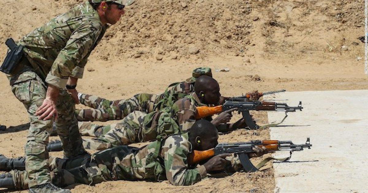 Niger Ambush
