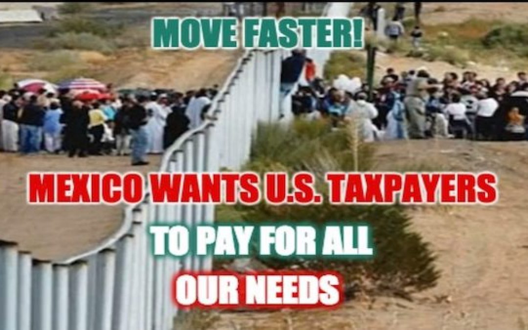 Illegal Immigration is an Economic Poison Pill, Costs Taxpayers Billions Annually