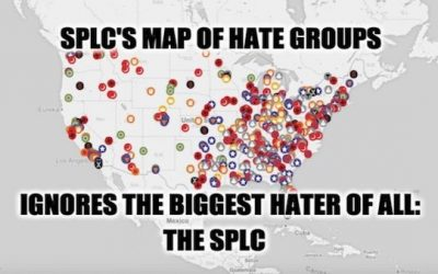 The SPLC: The 'Anti-Hate Group' That's Actually A Hate Group