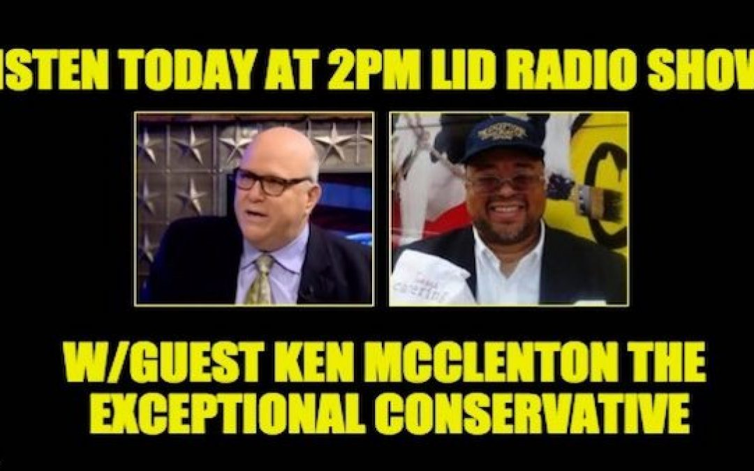 The First Lid Radio Show of October W/Special Guest Ken McClenton
