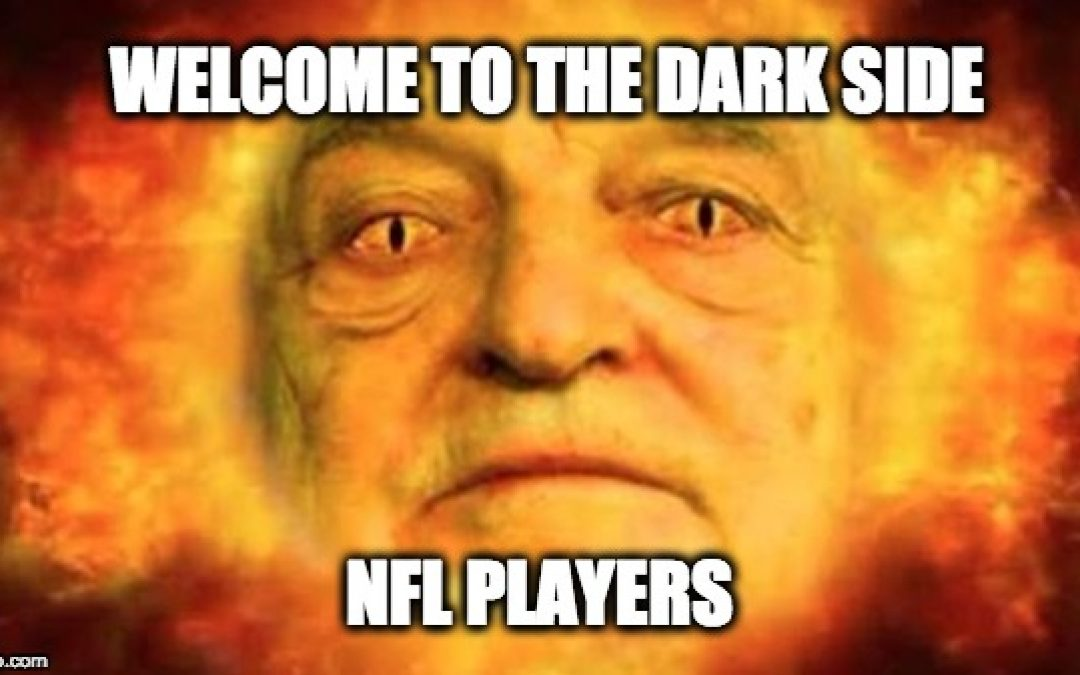 NFL Players Working With Soros To Help Fund Anti-Trump Resistance