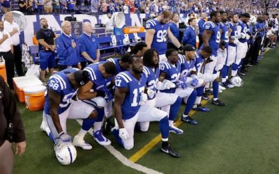 An Open Letter To NFL Players Disrespecting America