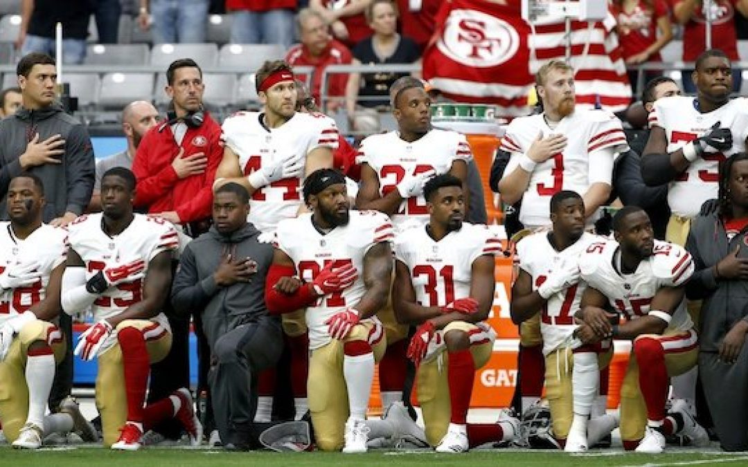 NFL Players Have Right To Protest But 1st Amendment Doesn't Prevent Consequences