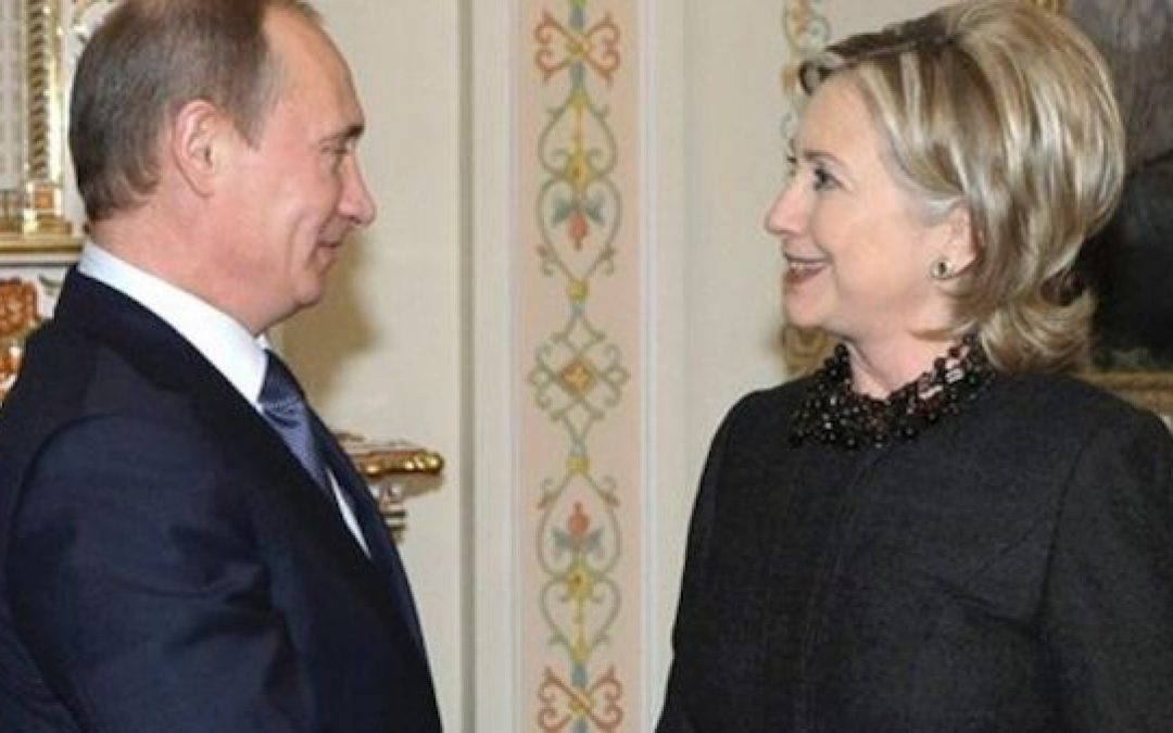 UN-GAGGED!  DOJ Says Informant Can Speak To Congress On Uranium One