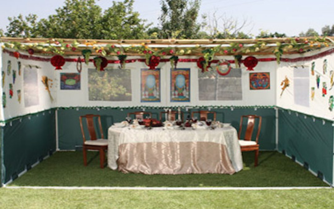 Sukkot, The Most Dangerous Jewish Holiday Begins Wed. Evening