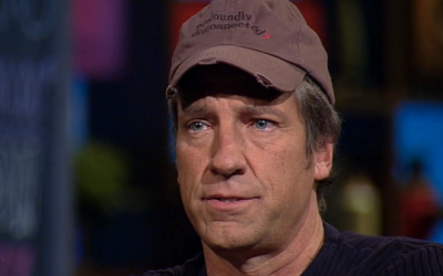 Holy Bleep! Mike Rowe Has Been Restricted On You Tube