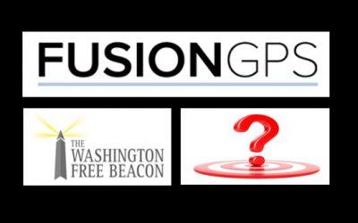 Washington Free Beacon Funded Original Fusion GPS Anti-Trump Research