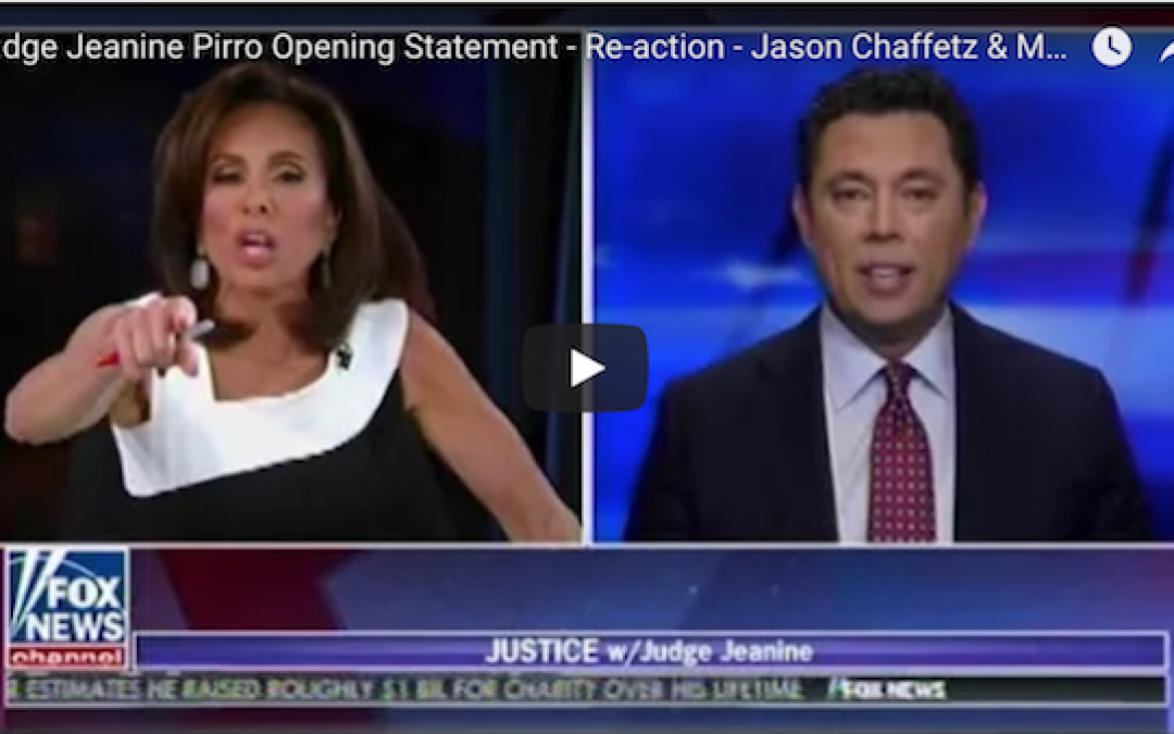 Bombshell: Jason Chaffetz Says Sessions Refuses To Prosecute Obama, Clinton Crimes