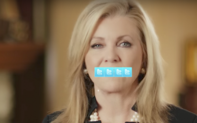 Twitter Bans Rep Marsha Blackburn Ad Due Pro-Life Message