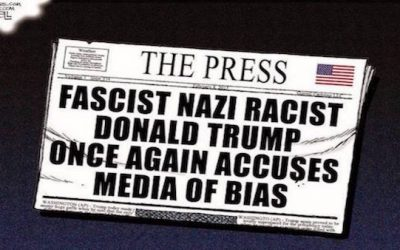 (NOT) SHOCKING : Pew Study Proves Anti-Trump Media Bias Is Real & Extreme