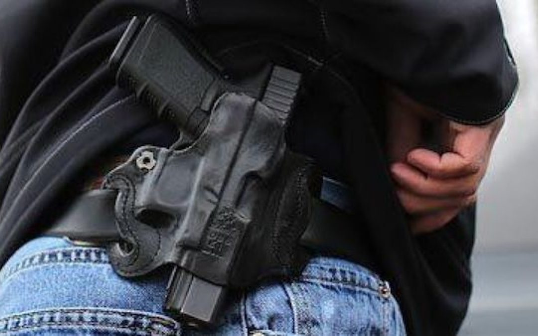 Why I Carry a Loaded Gun Everyday
