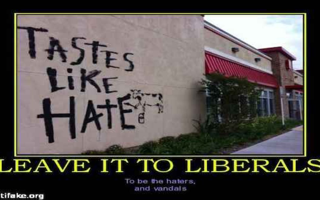 Home And Car Vandalized Because He Is A Conservative Writer